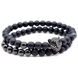 Black Puma Bracelet