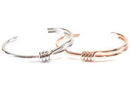 Toulouse Wire Bangle