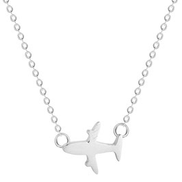 One World Necklace 925 Sterling Silver