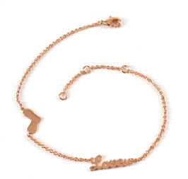 Los Angeles Love Bracelet 18k