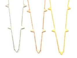 Marbella Triangle Choker