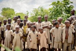 Renovierung der Schule in Fokpo