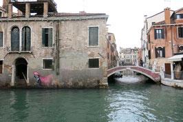 Banksy, Venice Refugee N2