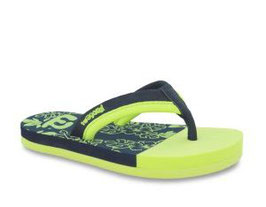 43318 - Flip Flop bi color azul navy