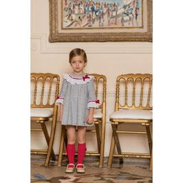 Vestido niña trapecio Dolce Petit
