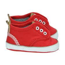 Zapatilla loneta color rojo Mayoral