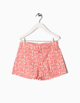 Shorts flores niña zippy