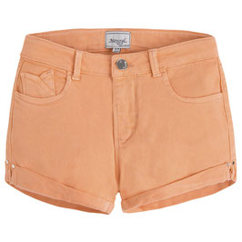 275 079 Papaya Short sarga basico mayoral