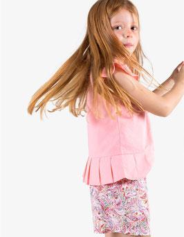 Blusa rosa niña zippy