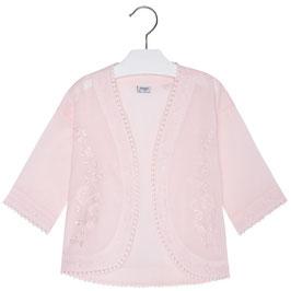 Rosa pastel Kimono bordado mayoral
