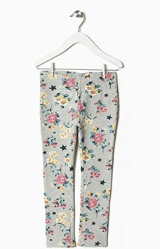 Leggings estampados flores Zippy