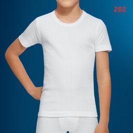202 Camisetas interior termica infantil Abanderado