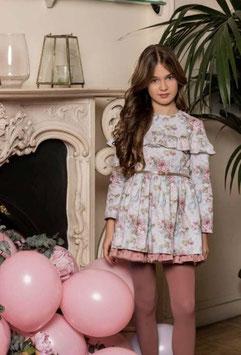 Vestido niña estampado Dolce Petit