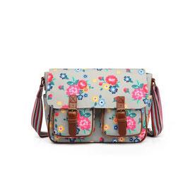 """Canvas Bag """"Floral"""""""