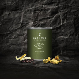 Pepper Lemon-Cashews Mini