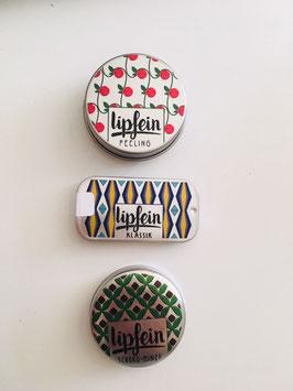 LIpfein Handgemachte Lippenpflege