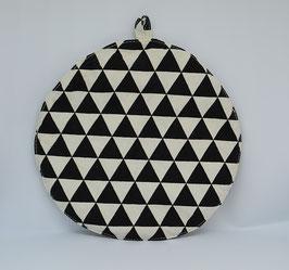 Topfunter- setzer - Triangle - Nordic Style
