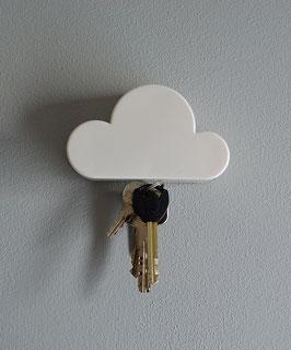 Schlüssel- magnet - Cloud