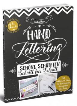 Handlettering - Basic Lernbuch von Katja Haas