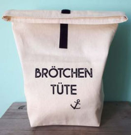 """Nachhaltiger Brot-/Brötchenbeutel """"Ahoi"""""""