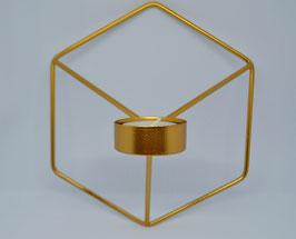 Geometrischer Kerzenhalter - Hexagon