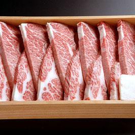 【4等級以上】松阪牛焼肉用カルビ