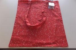 Tote Bag Etincelle Corail - La Fiancée du Mekong