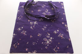 Tote Bag Jenny Violet - La Fiancée du Mekong