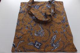 Tote Bag Garuda Caramel - La Fiancée du Mekong