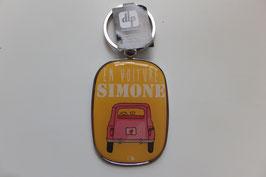 Porte-clés Opat Simone - DLP