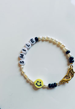 SMILE Arm candy black