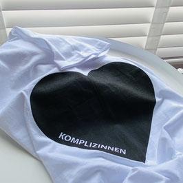 Shirt LOVE vintage black