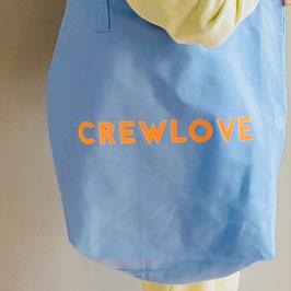 CREWLOVE SHOPPER XL HIMMELBLAU