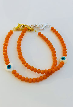 ORANGE NAZAR ARM CANDY