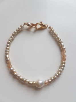GOLDY PEARL ARM CANDY