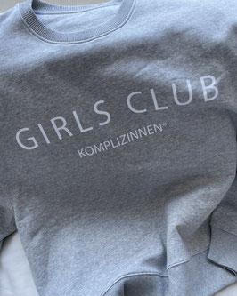 GIRLS CLUB SWEATER GREY