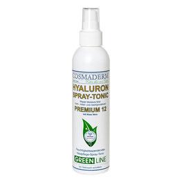 Hyaluron Spray-Tonic 12, Sprühpumpe, 200 ml