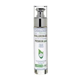 Hyaluron-Gel PREMIUM PLUS, Pumpspender, 50 ml