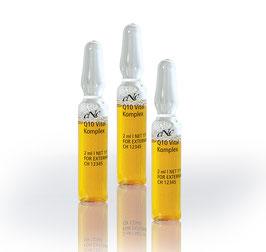 Q 10 Vital Komplex, Wirkstoffampulle, 2 ml - CNC cosmetic