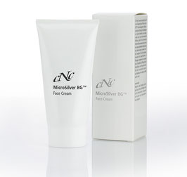 MicroSilver Face Cream, 50 ml - CNC cosmetic