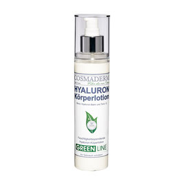 Hyaluron-Körperlotion, Spenderpumpe, 200 ml