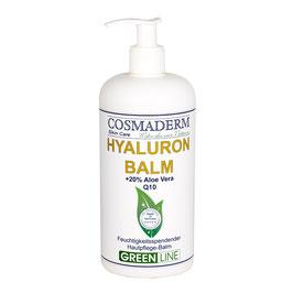 Sondergrößenangebot: Hyaluron-Balm, Spenderpumpe, 500 ml