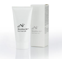 MicroSilver Face Cream Soft, 50 ml - CNC cosmetic