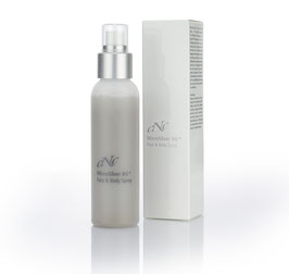 MicroSilver Face & Body Spray, 100 ml - CNC cosmetic MicroSilver BG