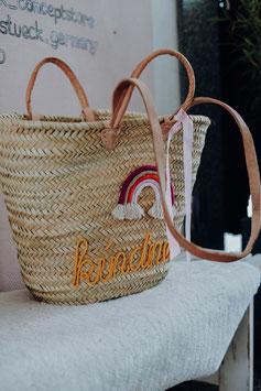 Rainbow Basket - Personalized