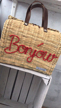 NEW ARRIVAL - MY EVERDAY BASKET WITH YOUR OWN LETTERING