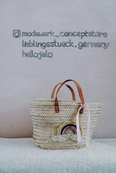Rainbow Midi Basket