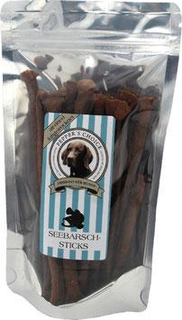 Seebarsch-Sticks