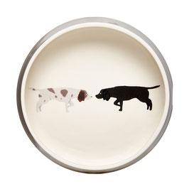 Spaniel Round Dog Bowl - Napf