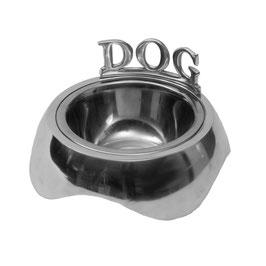 Napf Aluminium Dog